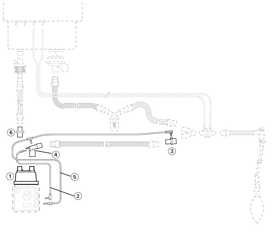 Набор аксессуаров для увлажнителя MR730