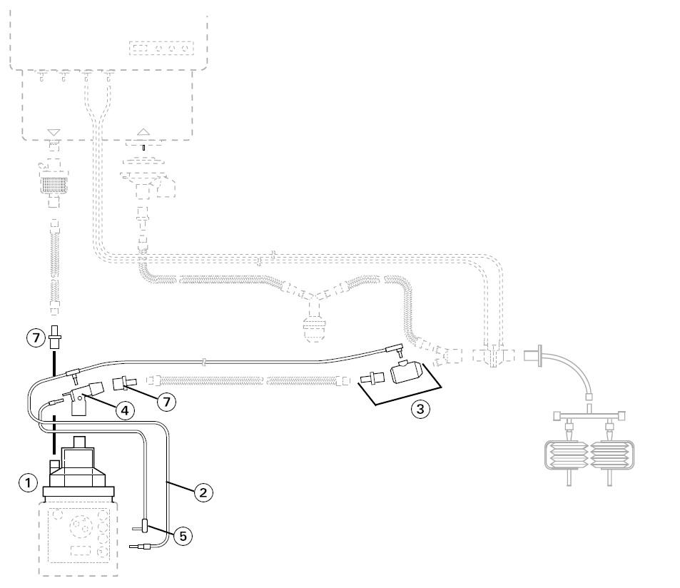Набор аксессуаров для увлажнителя MR371