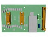 Sensor back plane HAMILTON-G5/S1