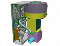 Inspiratory valve assembly HAMILTON-G5/S1