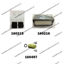 Набор фильтров аппарата ИВЛ С2/C3