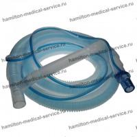Одноразовый дыхательный контуров для ИВЛ, коаксиальный