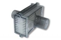 Одноразовый бактериальный фильтр вдоха, 1 шт.