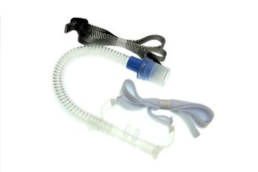 Назальная канюля NHF для кислородной терапии с высокой скоростью потока (размер 4)