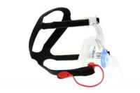 Невентилируемая полнолицевая маска NIV с дополнительным выпускным отверстием (размер L)