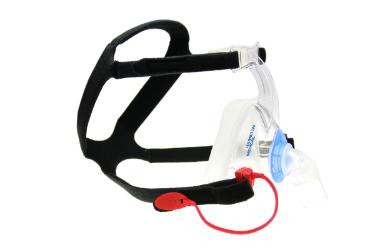 Невентилируемая полнолицевая маска NIV с дополнительным выпускным отверстием (размер M)