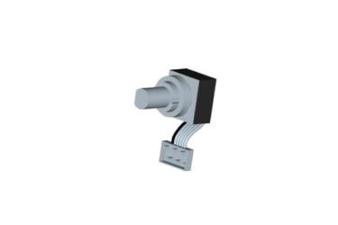 P&T Knob encoder HAMILTON-C2/C3/G5