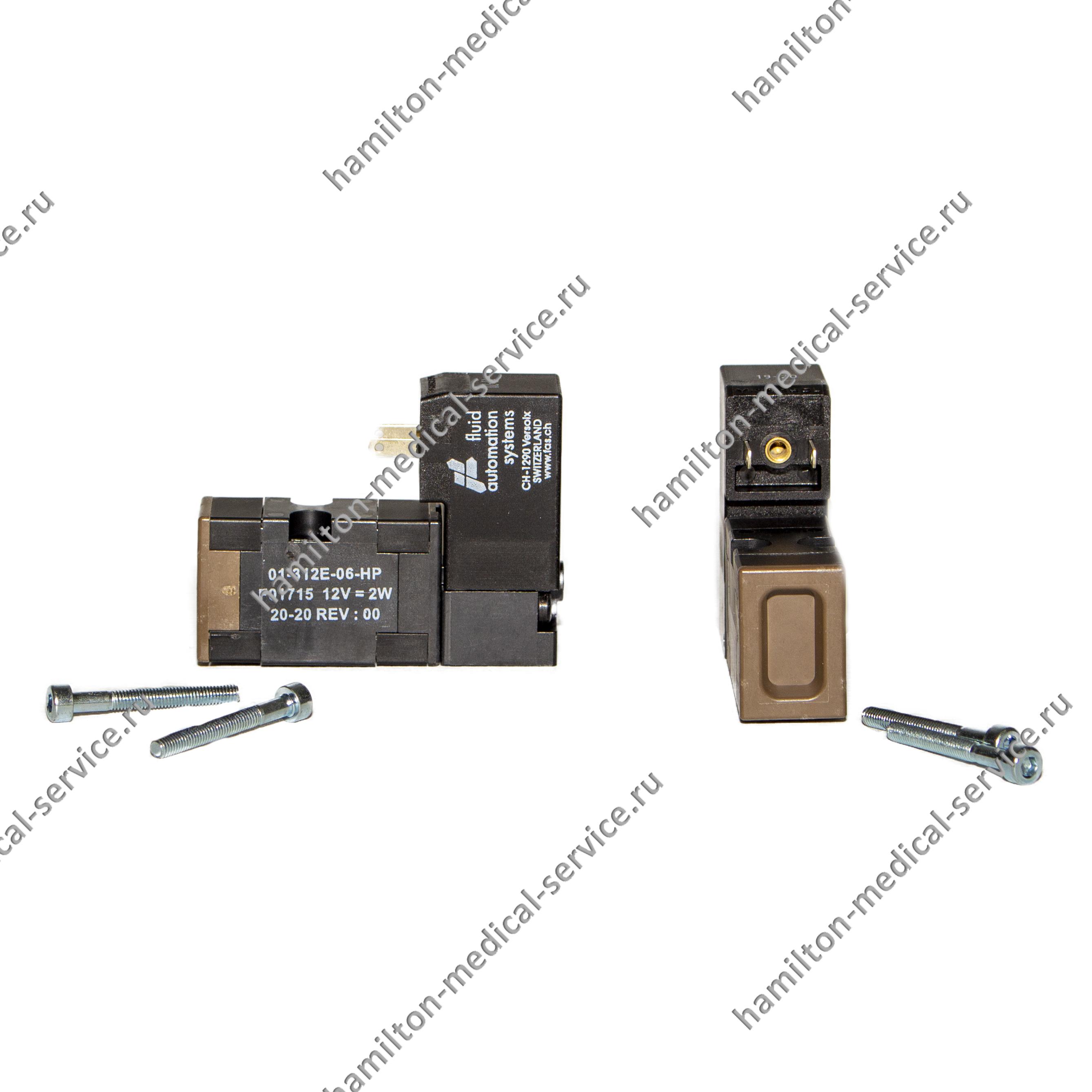 Клапан блока смесителя для ИВЛ Галилео (Galileo), 1 шт.