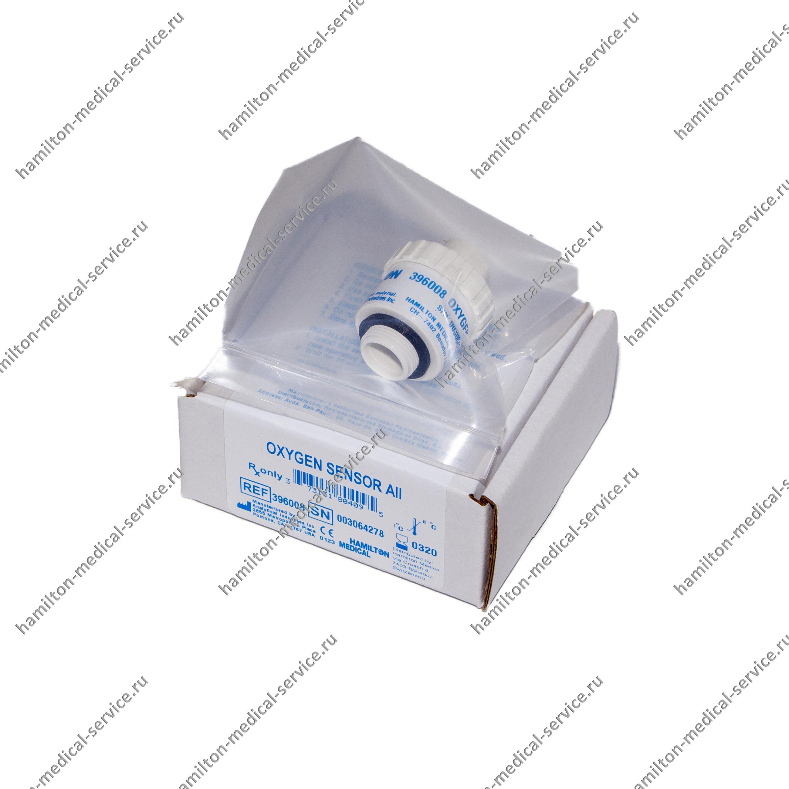 Датчик кислорода для аппаратов ИВЛ G5/S1/Arabella/Galileo/Raphael