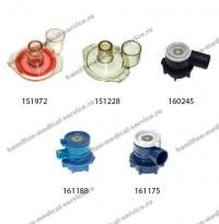 Клапан выдоха дыхательного контура ИВЛ, многоразовые (автоклавируемые)