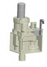 Safety valve block HAMILTON-G5/S1