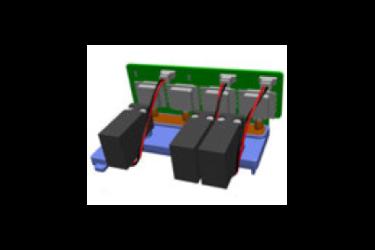Pressure sensor assembly HAMILTON-C2