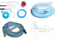Дыхательный контур ИВЛ и аксессуары для увлажнителей.
