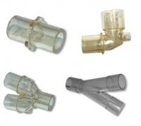 Коннекторы и адаптеры для ИВЛ
